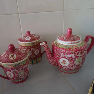 Old Tea Set