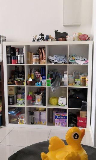 #RayaHome ikea kallex shelf