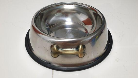 🚚 Trustie Steel Bowl with Bone