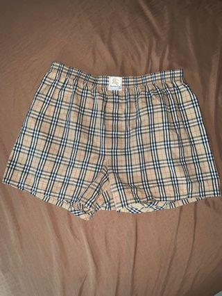 Burberry Boxing Shorts