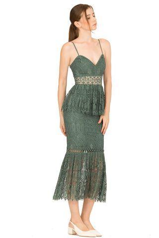 DOUBLEWOOT Dixvumizer Dress