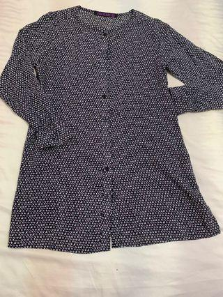 Voir Long Blouse- price is including postage to WM
