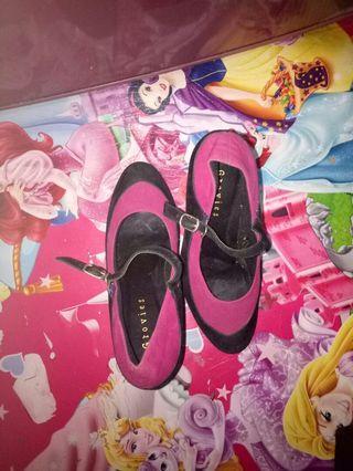 #BAPAU sepatu heels