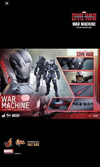 Hot toys War machine mark 3