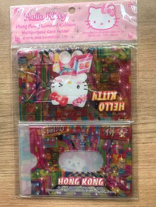 Hello kitty card holder for nets flash card and ezlink card