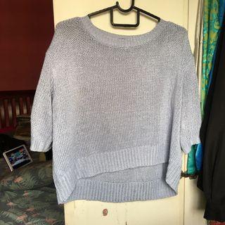 🚚 H&M Purple Sweater