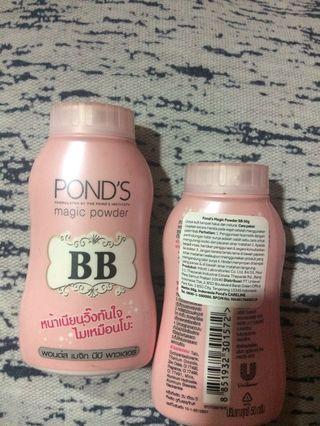 BB ponds FREEONGKIR
