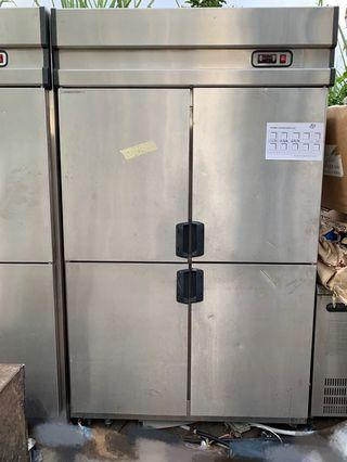4 doors commercial fridge