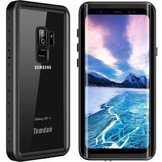 Temdan Waterproof/Dustproof for Samsung S9 Plus