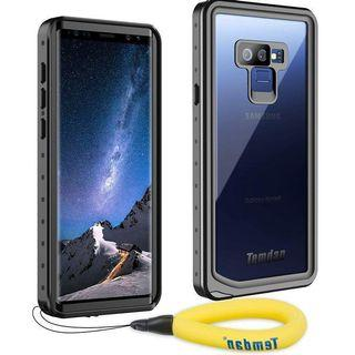 Temdan Waterproof Protection Case for Note 9 (FlashDeal)