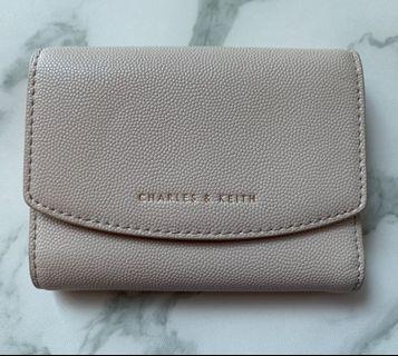 CHARLES & KEITH Short Wallet
