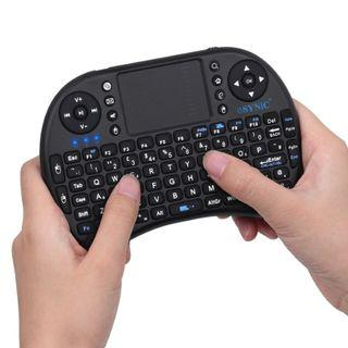 Mini i8 2.4G Fly Air Mouse Wireless Gaming Keyboard For Touchpad Smart TV Box.
