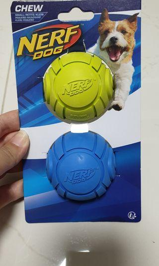 🚚 Nerf Dog Rubber Curve Ball
