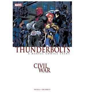 Marvel thunderbolt civil wars
