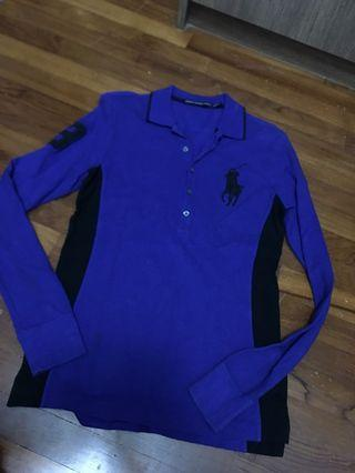 🚚 Ralph Lauren Polo Tee Long Sleeve