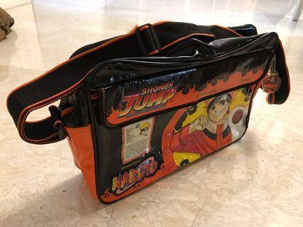🚚 Sling Bag with Naruto manga
