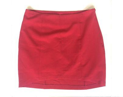 Pink/Red Skirt (PRICE REDUCED)