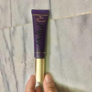 Full Size Too Faced Melted Lipstick