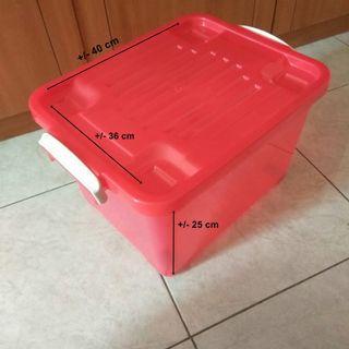 Kontainer Box/ Kotak Plastik 30Lt
