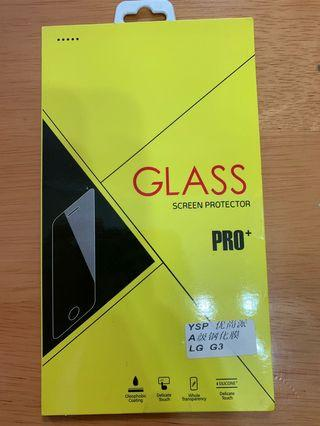 LG G3 鋼化玻璃貼