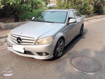 Benz 08年C300