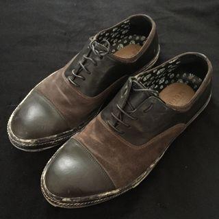 Alexander McQueen Distressed Sneakers
