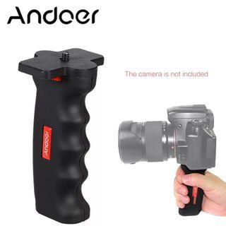 🚚 Universal Handheld Stabilizer Holder for Gopro Sony Xiaomi Action Digital Camera Camcorder Tripod Monopod Grip Stabilizer