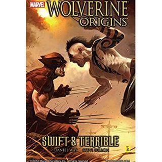 wolverine origins swift & terrible