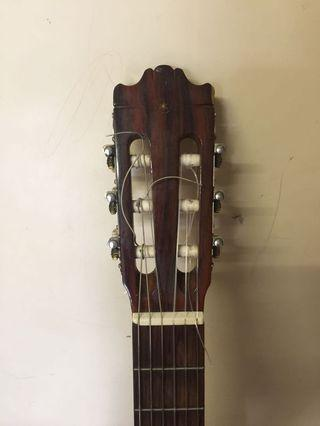 Yamaha 魚線古典吉他