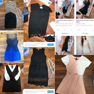 🚚 Dresses CLEARANCE ALL MUST GO