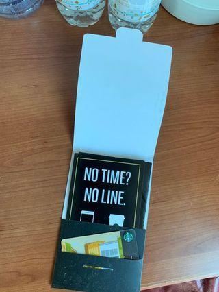 Starbucks Card 1000$ hkd