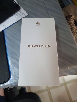 🚚 Huawei P30 Lite Black 128gb full set
