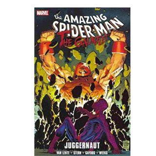 the amazing spider-man the gauntlet