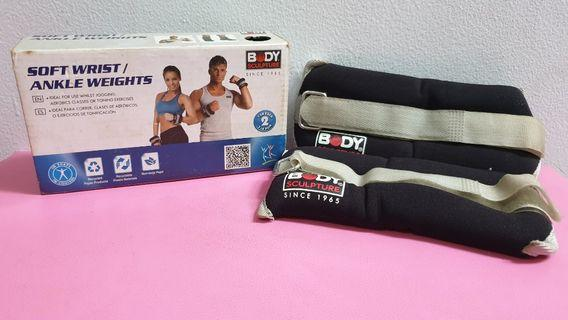 Soft Wrist/Ankle Weights