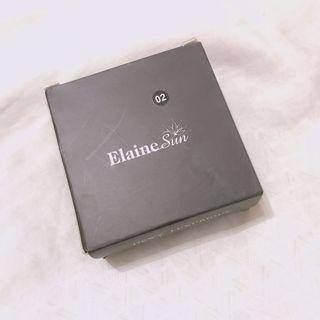 🚚 Elaine sun氣墊粉餅#02
