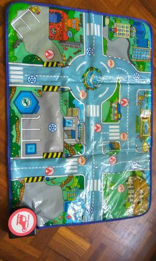 Play Mat with sound