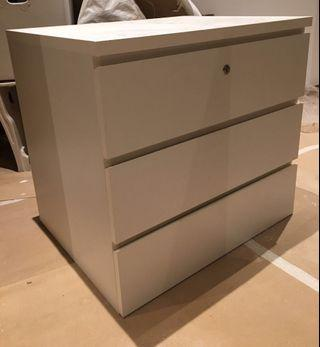 *NEW Chest Of Drawers (Pearl Laminate Color)