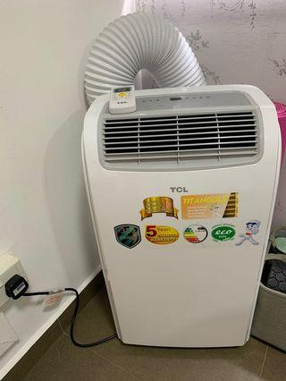 Portable Aircon - used less than 10 times