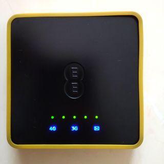 Modem mifi wifi router portable all simcard 3g 4g gsm unlock import bukan bolt smartfren