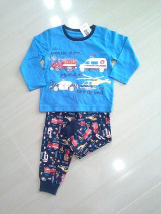 🚚 Brand NEW Boys Pajama Set