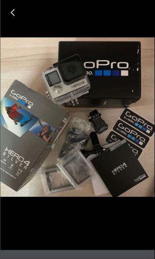 SALE AND CHEAP FAST DEAL GoPro Hero4 Silver