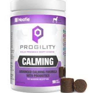 Nootie Progility Calming With Probiotics – 90 Large Soft Chews