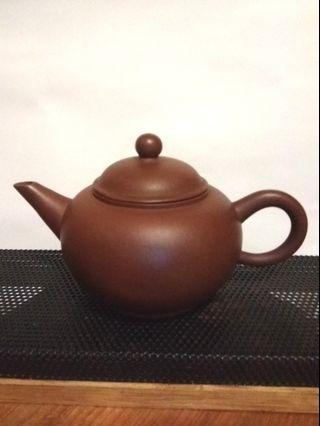 早期紫砂紀念壺/標準壺