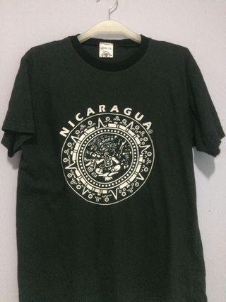 Nicaragua tshirt