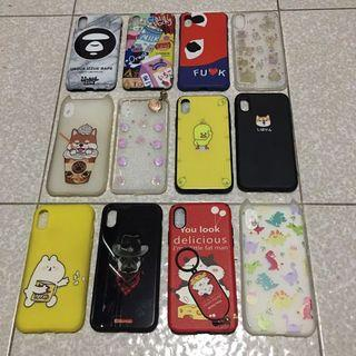 🚚 Iphone X Phone Casings