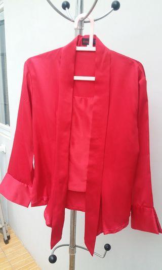 #BAPAU Red Top