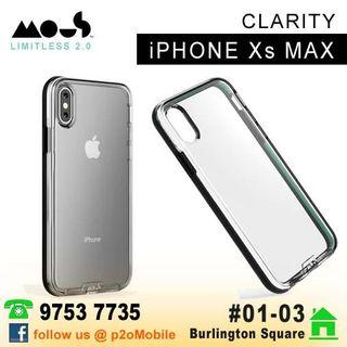Mous Clarity for iPhone XS Max