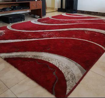 200cm x 290cm Turkish Carpet