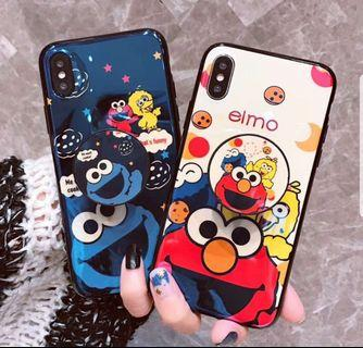 🚚 Elmo iphone case with grip