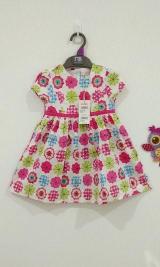 🆕1-2Y Poney Dress